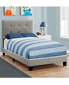 Twin Linen Bed - Over Max
