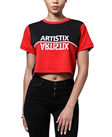 Colorblocked Mirror T-Shirt