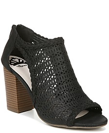 Fergalicious Parker City Dress Sandals