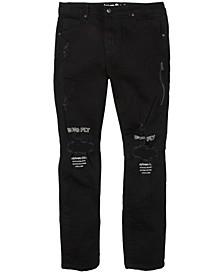 Men's Big & Tall Embellished Jeans