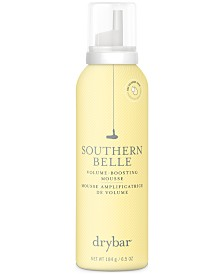 Drybar Southern Belle Volume-Boosting Mousse, 6.5-oz.