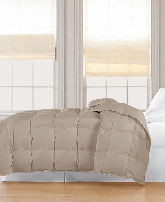 Blue Ridge 250 Thread Count Classic Warm Down Fiber Comforter, King