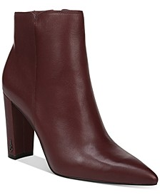 Raelle Dress Booties