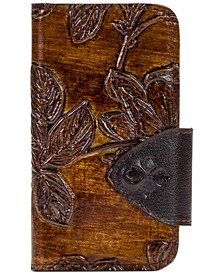Bark Leaves Brenna iPhone 10 Case