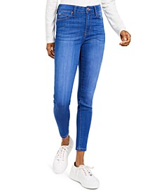 Juniors' Mid-Rise Skinny Jeans