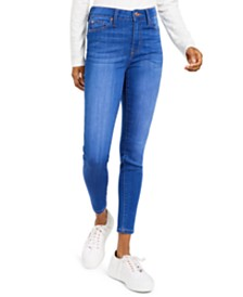 Celebrity Pink Juniors' Mid-Rise Skinny Jeans
