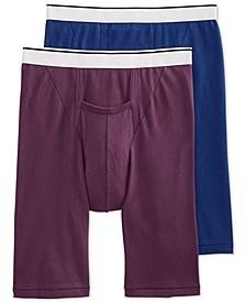 Men's Pouch Midway Boxer Briefs 2-Pack