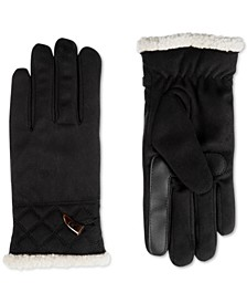 Women's smartDRI® Microsuede Touchscreen Gloves