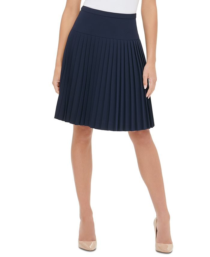 Tommy Hilfiger - Pleated Skirt