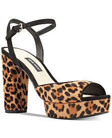Nine West Gail Platform Sandals