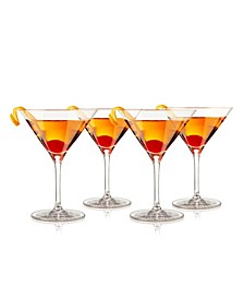 5.8 Oz Perfect Cocktail Glass Set of 4