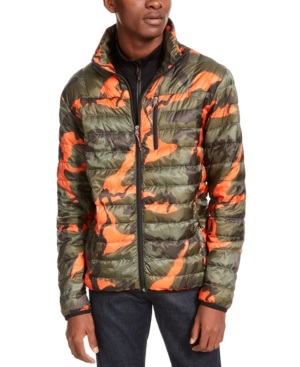 Outfitter Men's Packable Down Blend Puffer Jacket