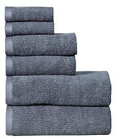 City Line Resort 6-Pc.Towel Set