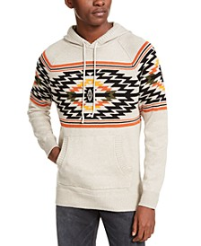 Men's Aztec Hoodie, Created For Macy's