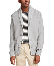 Men's Links Cardigan, Created For Macy's