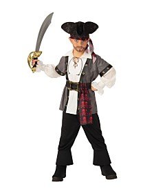BuySeasons Boy's Pirate Boy Child Costume