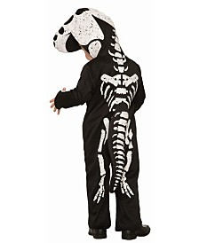BuySeasons Deluxe Dinosaur Bones Infant-Toddler Costume