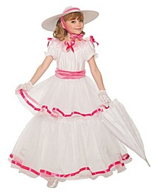 Big Girl's Southern Belle Child Costume