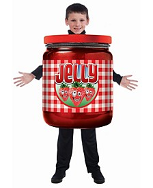 Toddler Boys and Girls Jelly Child Costume