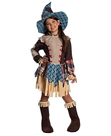 Big and Toddler Girls Scarecrow Costume