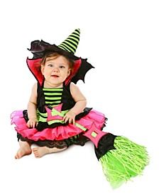 Baby Girl's Spiderina Costume