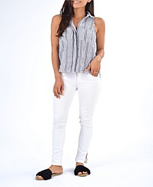 Rory Button Down Tank