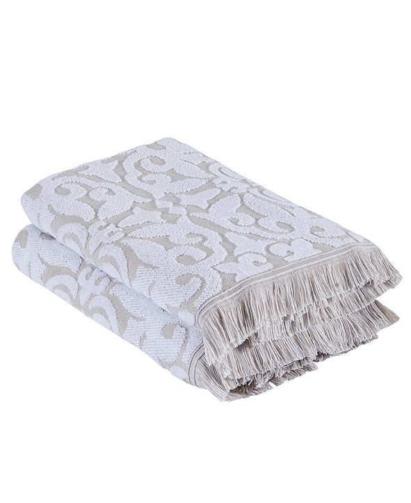 OZAN PREMIUM HOME Panache Bath Towel 2-Pc. Set