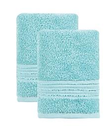Cascade Hand Towel 2-Pc. Set
