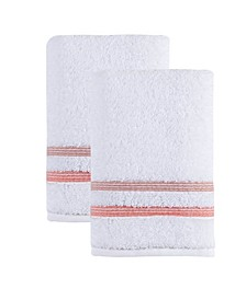 Bedazzle Hand Towel 2-Pc. Set