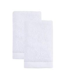 Ozan Premium Home Horizon Washcloth 2-Pc. Set