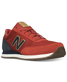 Men's 501 Outdoor Ripple Casual Sneakers from Finish Line
