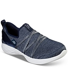 Women's Vision Athletic Walking Sneakers from Finish Line