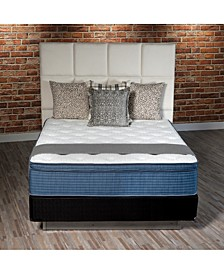 "Natural 13"" Ultra Plush Euro Top Mattress- Twin"