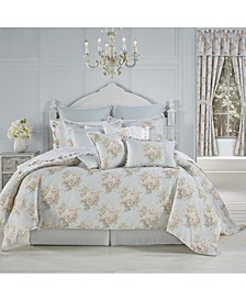 Hilary King 4pc. Comforter Set