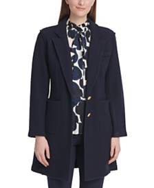 DKNY Two-Button Jacket