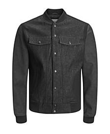 Men's New Autumn Biker Denim Jacket