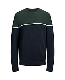 Men's New Autumn Long Sleeved Sweater