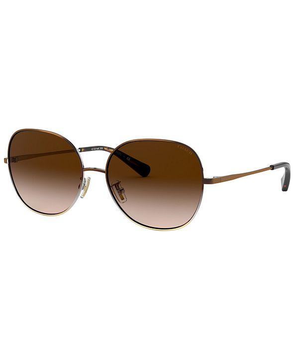 COACH Sunglasses, HC7108 57 L1111