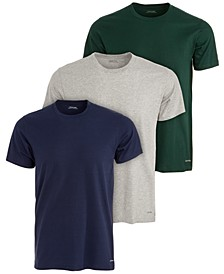 Men's Cotton Classics Crew-Neck Classic Fit 3-pack