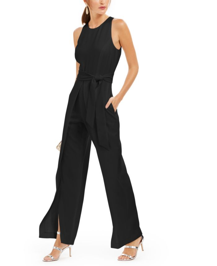 INC International Concepts INC Walkthrough Jumpsuit, Created for Macy's & Reviews - Pants & Leggings - Women - Macy's