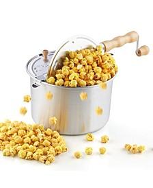 02626, 6-Quart Aluminum Popcorn Popper