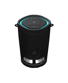Altec Lansing Soundbucket Bluetooth Speaker -Qi Wireless charging