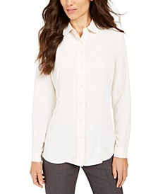 Peter Pan-Collar Blouse