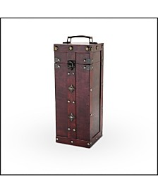 Twine Treasure Chest Wine Box
