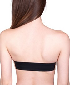 "The Bra Lab ""Manhattan Black Back Strap"" Multiway, Interchangeable Back Strap"