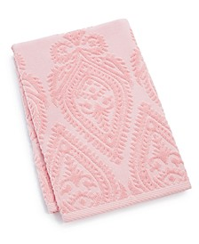 "Paisley Cotton 16"" x 26"" Hand Towel"