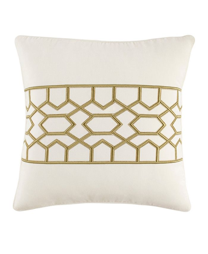 Tommy Bahama Home - Canyon Palms Embroidered Throw Pillow