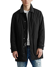 Men's Water-Resistant Commuter Coat
