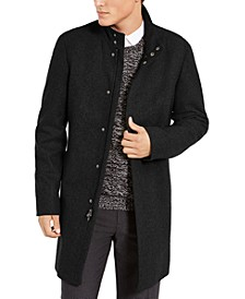 Men's Mayden Slim-Fit Overcoat