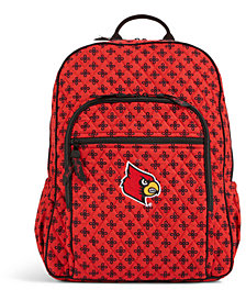 Vera Bradley Louisville Cardinals Backpack
